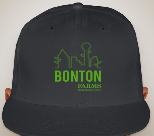 New Era Snap-back Flat Bill - Bonton Farms 6577cd9e09f6